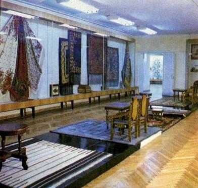 Русское народное искусство резьба и роспись