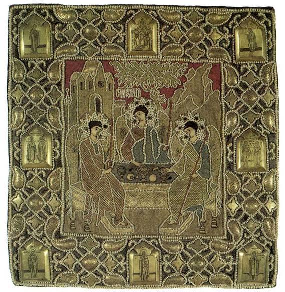 Троица. Сударь. 1598-1604 годы. Вклад Бориса Годунова